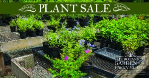 Nursery Plant Sale at Botanical Gardenicla