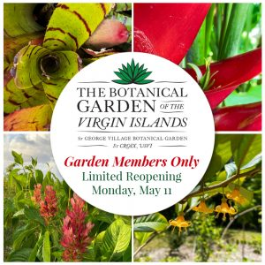 Garden reopens to Members