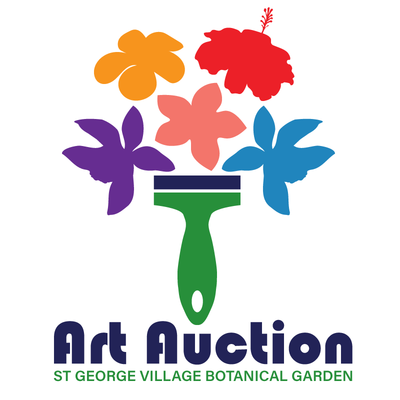 SGVBG Art Auction Logo
