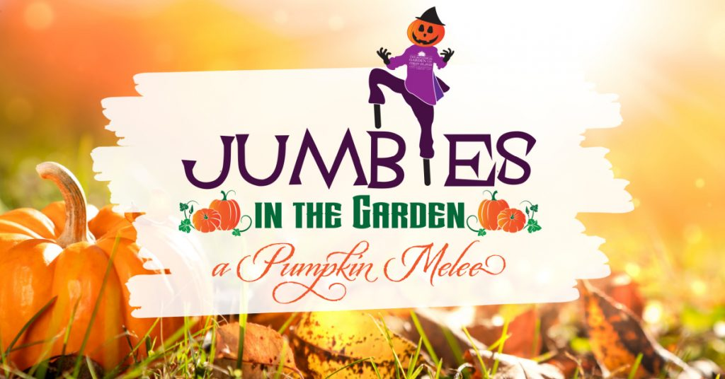 Jumbies in the Garden 2020